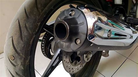 Knalpot Racing Proliner All New Cb150 knalpot standar bobokan yamaha new jupiter mx
