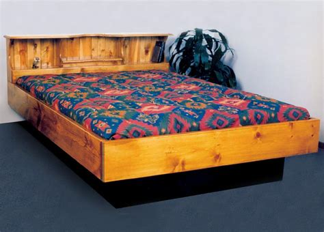 waterbed complete hb fr deck 6d ped ss single size waterbeds frames