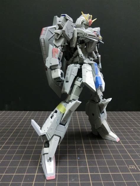 Bandai Rg 1 144 Zeta Gundam Iii Ver Gft Limited Clear Color 1 144 rg zeta gundam ver iii codename white unicorn mega photoreview w wip modeled by