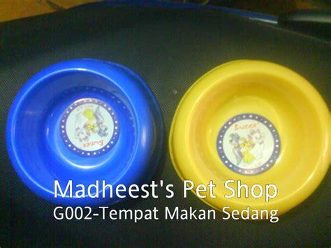 Tempat Makan Hamster Tempat Makan Hewan madhee s hamster sugar glider g002 tempat makan sedang untuk guinea pig kelinci kucing