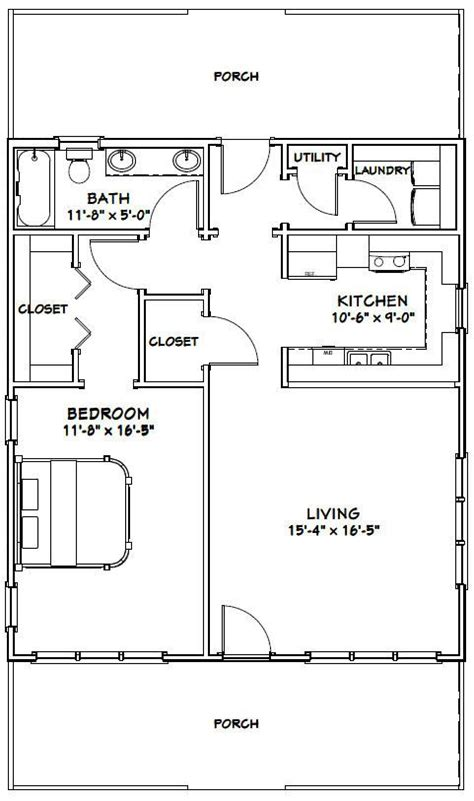 shed house floor plans 28x32 house 28x32h1 895 sq ft excellent floor plans log homes and cottages tiny