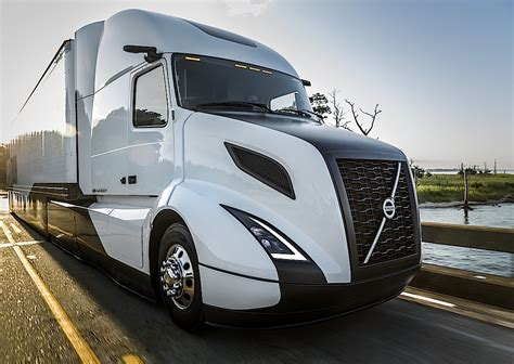 volvo trucks volvo s supertruck improves freight efficiency by 88