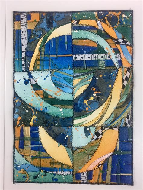 acrylic paint quilt paint stitch vibrant acrylic quilts iquilt