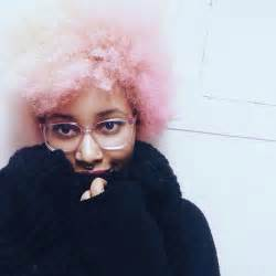 colored afro 12 ways black style bright colored pastel