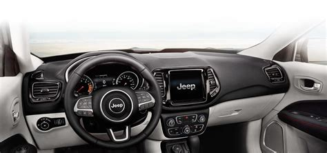 2019 Jeep Interior by 2019 Jeep 174 Compass Stylish Interior Features