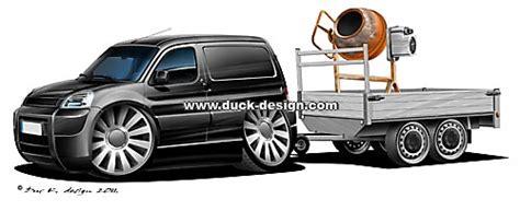 Sketch Design Online peugeot partner 1
