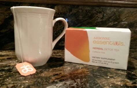 Arbonne Detox Tea by Pin By Sherry Lauridson On Arbonne
