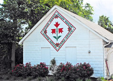 Barn Quilts History by New Barn Quilt Book Offers Much More Than Quilt Stories