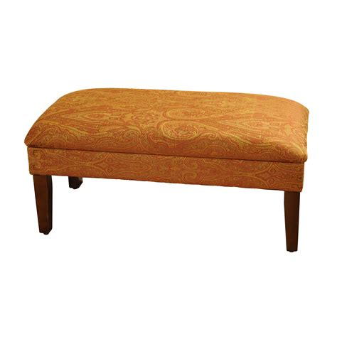 upholstered storage bench homepop upholstered storage bedroom bench reviews wayfair