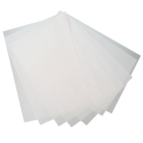 How To Make Tracing Paper At Home - a4 tracing paper 20 sheets tracing paper at the works