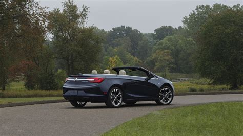 opel cascada 2018 2018 buick cascada adds exterior and convertible top
