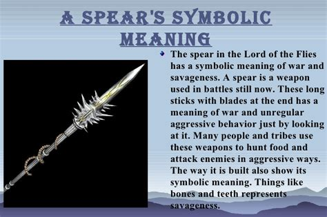 symbols in lord of the flies and their meanings flies symbol
