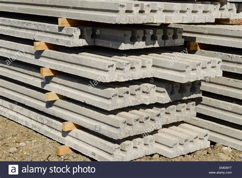 Reinforced Concrete reinforced concrete beams for a beam and block floor on a