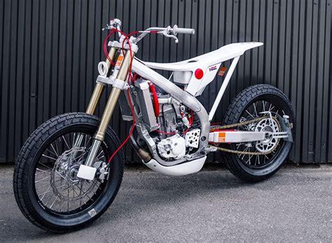 designboom motorcycle style tracker honda crf designboom cars and motorcycles
