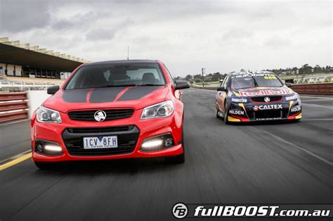 holden brings v8 supercars to the road with the craig