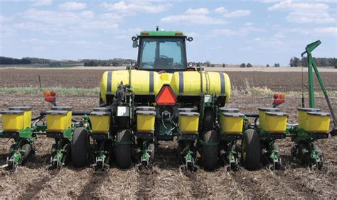 No Till Planters by No Till Farming Management Planting Without Plowing