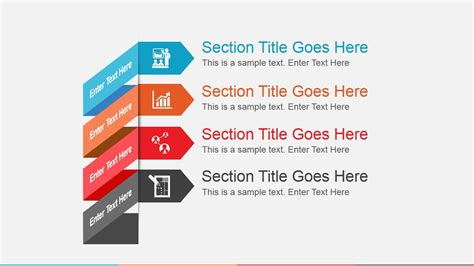 Animated Agenda Slide Design For Powerpoint Slidemodel Powerpoint Slide Layout Templates