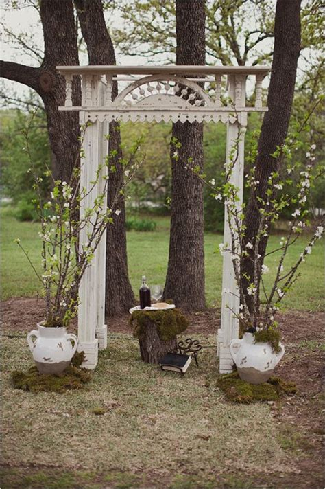 Decorated Wedding Arbors 26 Floral Wedding Arches Decorating Ideas Deer Pearl Flowers