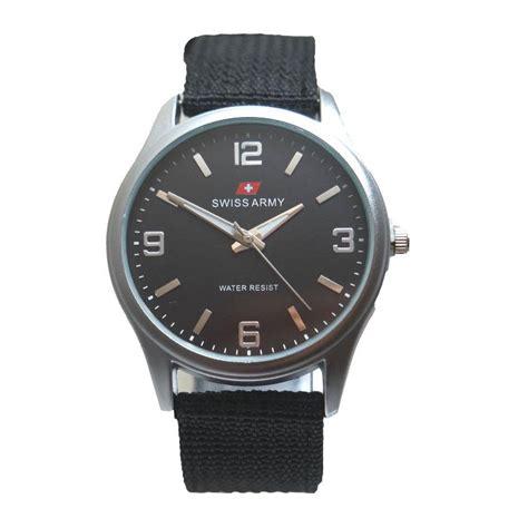 Swiss Army Sa3070m Kanvas swiss army jam tangan pria silver dove tw 2231 g tali kanvas elevenia