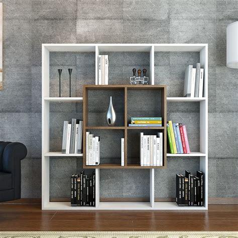 scaffali a parete laerke libreria a giorno design scaffale da parete 136 x