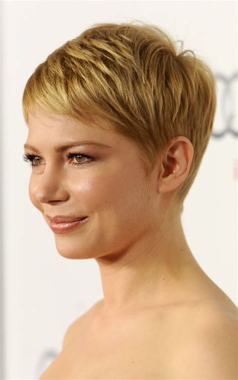 right haircut for round face undercut for round face girl