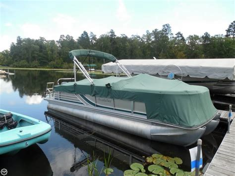 small pontoon boats mn 2014 used south bay 522 fcr pontoon boat for sale