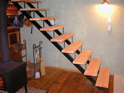 Home Interior Design For Dummies Steel Stair Stringers And Steel Railings