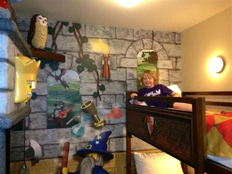 Legoland Room Only by Kingdom Room