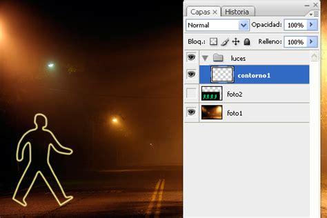 tutorial photoshop recortar silueta tutorial photoshop efecto contornos brillantes