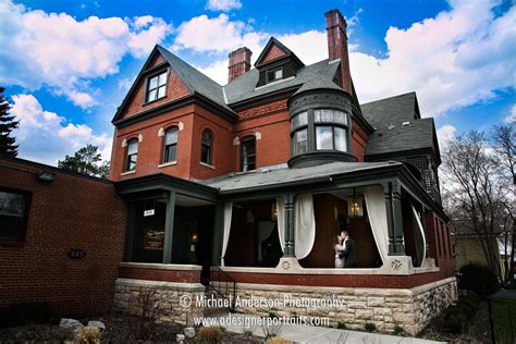 bed and breakfast mn st paul mn wedding photographer the happy gnome wedding