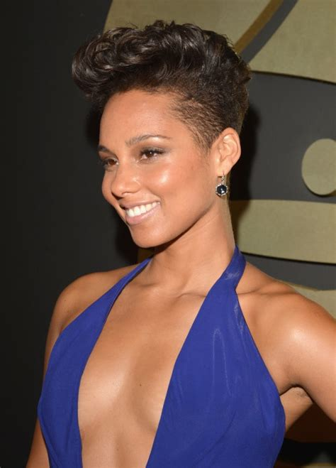alicia keys new haircut the latest and hottest crop short haircuts in hollywood