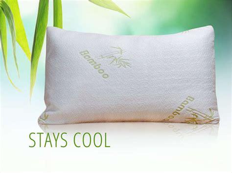 Bambo Pillow by Ultimate Bamboo Memory Foam Pillow Neweggflash