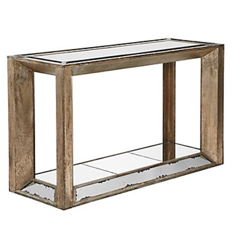 pascual console table media collections z gallerie