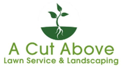 contact a cut above lawn service landscaping seabrook tx