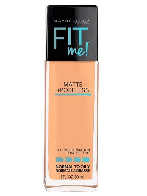 Maybelline Fit Me Foundation Warm maybelline fit me foundation matte poreless 322 warm honey beautyspot malaysia s health