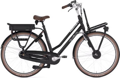 E Bike Transportfiets by Gazelle Neue Modelle F 252 R 2016 Auf Der Derby Cycle Expo
