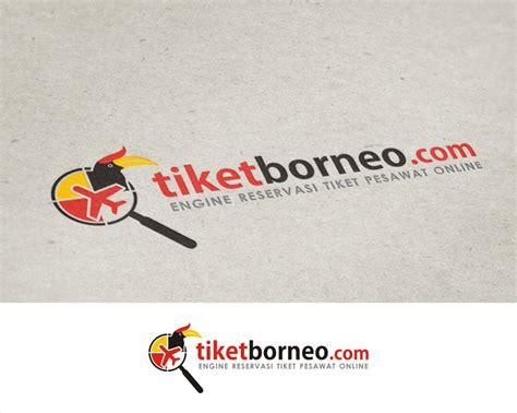 desain brosur tiket pesawat sribu logo design desain logo reservasi tiket pesawat onl