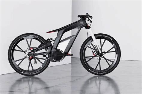 audi bicycle beautiful and powerful audi s e bike w 246 rthersee treehugger