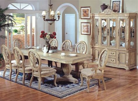 antique white dining room sets furniture awesome french country dining set french
