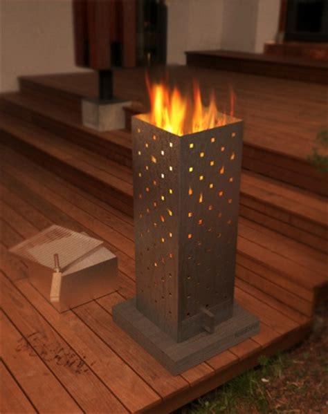 Feuerschale Auf Balkon by Feuerschale Und Feuerkorb F 252 R Terrasse Und Garten