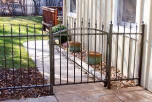 Decorative Iron Gates by Iron Gates Denver Colorado Decorative Ornamental Gates