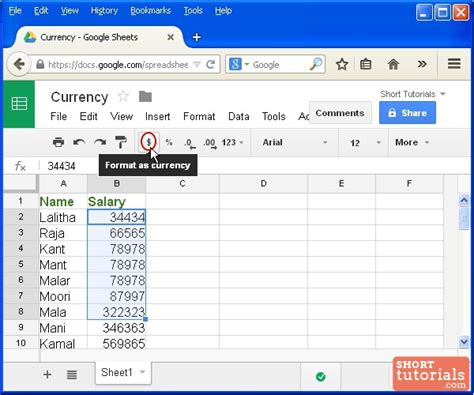 currency converter google sheets php strip formatting from currency