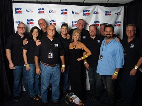 sean hannitys radio staff centennial roofing at the sean hannity freedom concert