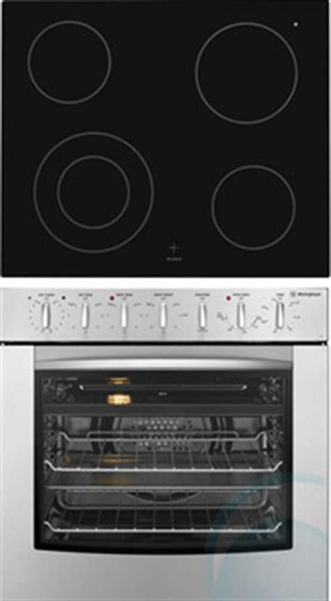 Oven Cooktop Combination westinghouse oven cooktop co appliances