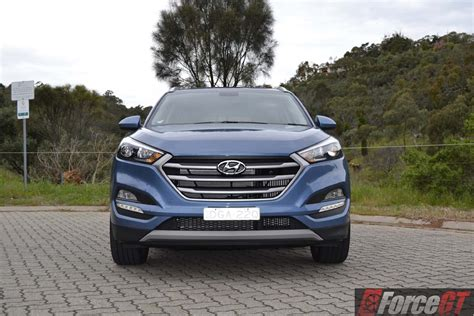hyundai tucson  special edition review