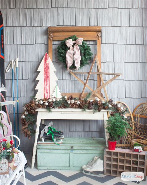 house decoration christmas designcorner vintage inspired christmas porch ideas the creative