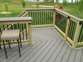 Deck Railing Bar Top by Deck Railing Bar Top