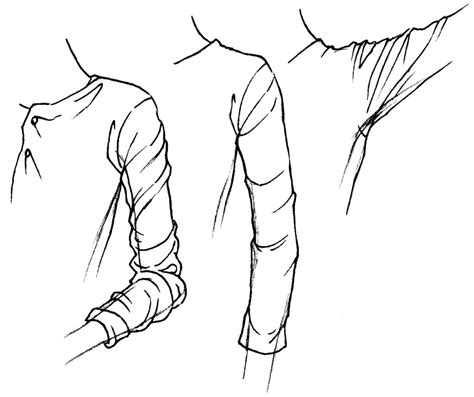 drawing drapery folds how to draw folds and draping in clothing impact books
