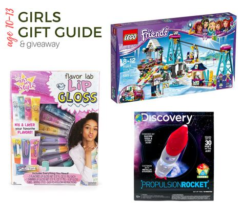 best gifts for girls aged 10 2017 top gifts for age 10 13 gift guide giveaway southern savers
