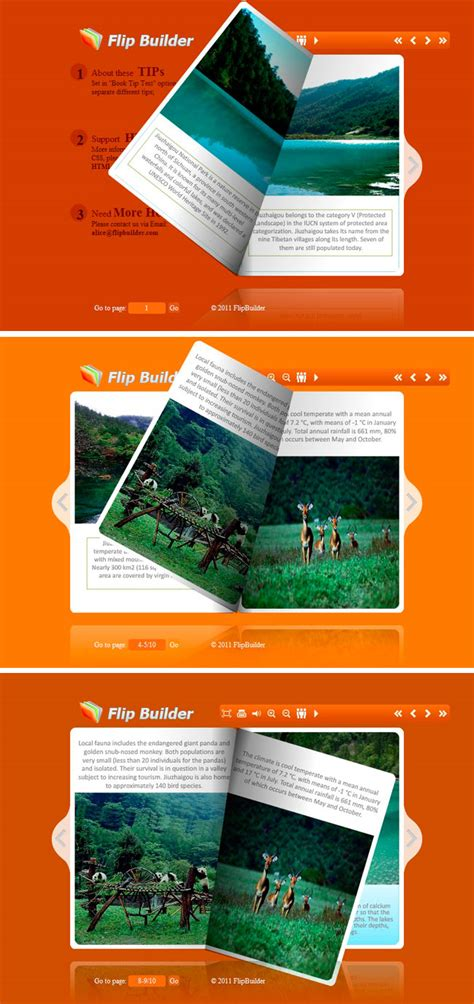 orange themes page builder download free flip themes package conciseness orange by